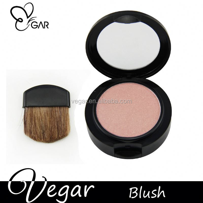 blush with single brush longwearig natural color wholesale 168 eye shadow blush