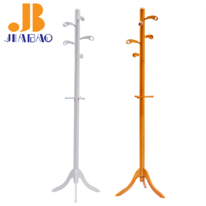 Assessed wooden Coat and hat Stand, wooden cloths tree, Amazon Hotselling High Quality Wooden Coat Rack