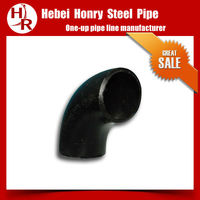 carbon steel pipe elbow 45 degree dimensions