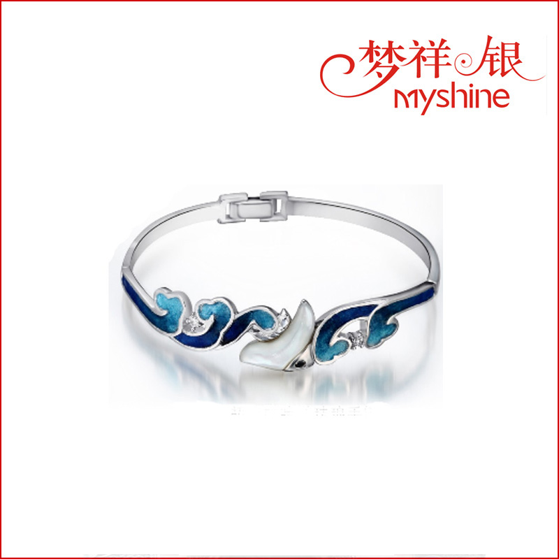 wholesale custome fashion 925 sterling silver jewelry accessories