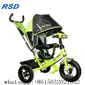 4/1 3/1 2/1 tricycle child baby tricycle/baby tricycle bike with steel mudguard/kids tricycle for toddler kids with adjust seat