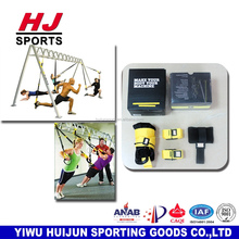 HJ-B1020-PRO1/2/3 Home Gym Fitness Equipment OEM LOGO Training Rope Resistance Bands Multifunctional Suspension Trainer Straps