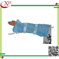 High Quality Medical Waterprrof Disposable Arm Sleeves/ Arm Sleeve Covers/Sleeve Covers