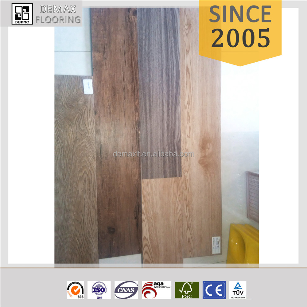 natural style easy to install living room dining room pvc vinyl plank flooring