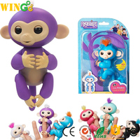 Wholesale Finger Baby Monkey Toys Interactive