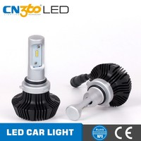 25W 6500K 4000LM LUXEON ZES IP65 Universal Automatic Headlight Kit Fog Car Led Head Light For Automotive