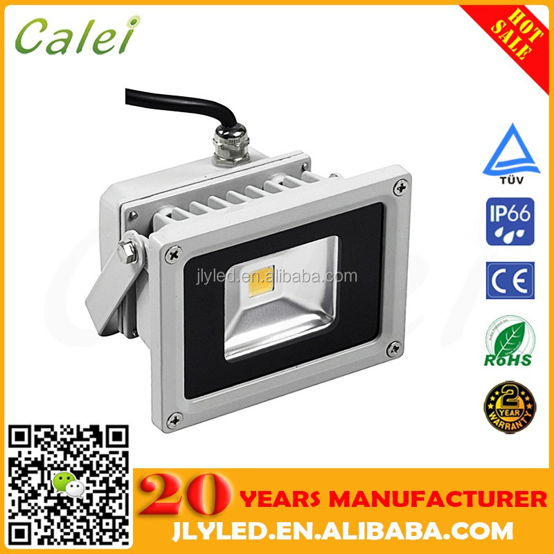 12v 10 Watt DMX Rgb Outdoor Led Flood Light Waterproof IP66