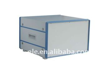 Series C1 Extruded aluminum electronic enclosures