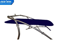 Reborn Wakeboard Tower Bimini Top -1580V Navy Blue Canopy