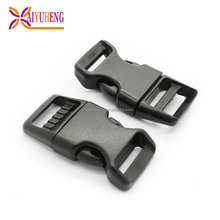 wholesale plastic side release strap dog collar buckles clips