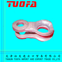 TUOFA Brand Electrical Power Hardware Cable Thimble Clevis/Aluminum Clevis