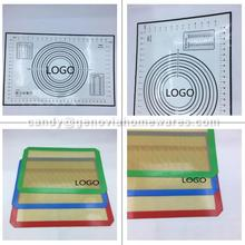 Sedex Audit Factory reusable fda grade non-stick baking mat for wholesales