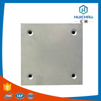 HC-OA 100% cycle used replaceable durable ecnomic aluminum honeycomb heat and sound insulation floor