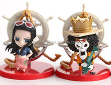 ICTI approved plastic toy, Customized Sexy Action Figure One Piece