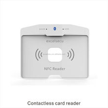 2017 new best popolare contactless chip nfc smart card reader writer