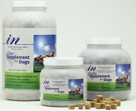 IN Diet Supplement for Dogs - Blue Label
