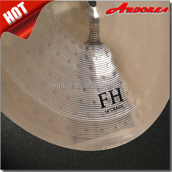 "better than wuhan cymbal 12"" splash cymbal pratice cymbal"