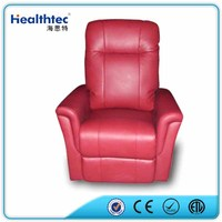 durable good used good sale decoro leather sofa recliner