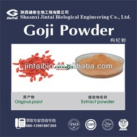 Natural goji extract more juice powder