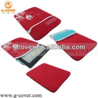 newest neoprene laptop sleeve without zipper
