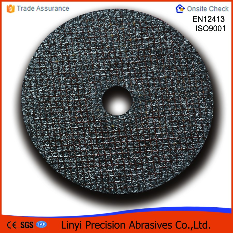 Corundum and abrasive disc 4 inch cutting wheel