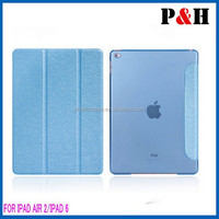 Wholesale for apple ipad air 2 leather case,for apple ipad 6 leather case,new tablet case for apple ipad 6