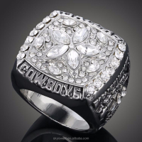 The NFL American football Dallas cowboys super bowl championship ring,nfl jewelry for football lovers(SWTPR1099)