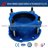 flange adapter for ductile iron pipe