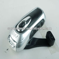 torch light/led flashlight/Panda crank flashlight