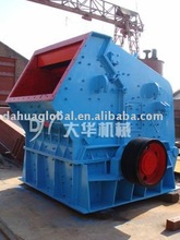 PF1315 electricity Baffle Crusher for ore,coal,stone,marble,griotte,etc