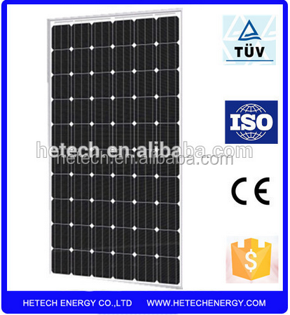 Chinese Best Price photovoltaic Wholesale Mono 230w solar cell plate solar panel