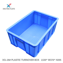 Industrial Stackable Bin EU Plastic Storage box with optional lid