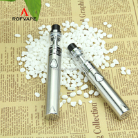 2200mah E Cigarette Pen Rofvape best wax vaporizer pen e cig mod vape colorful smoke e cig