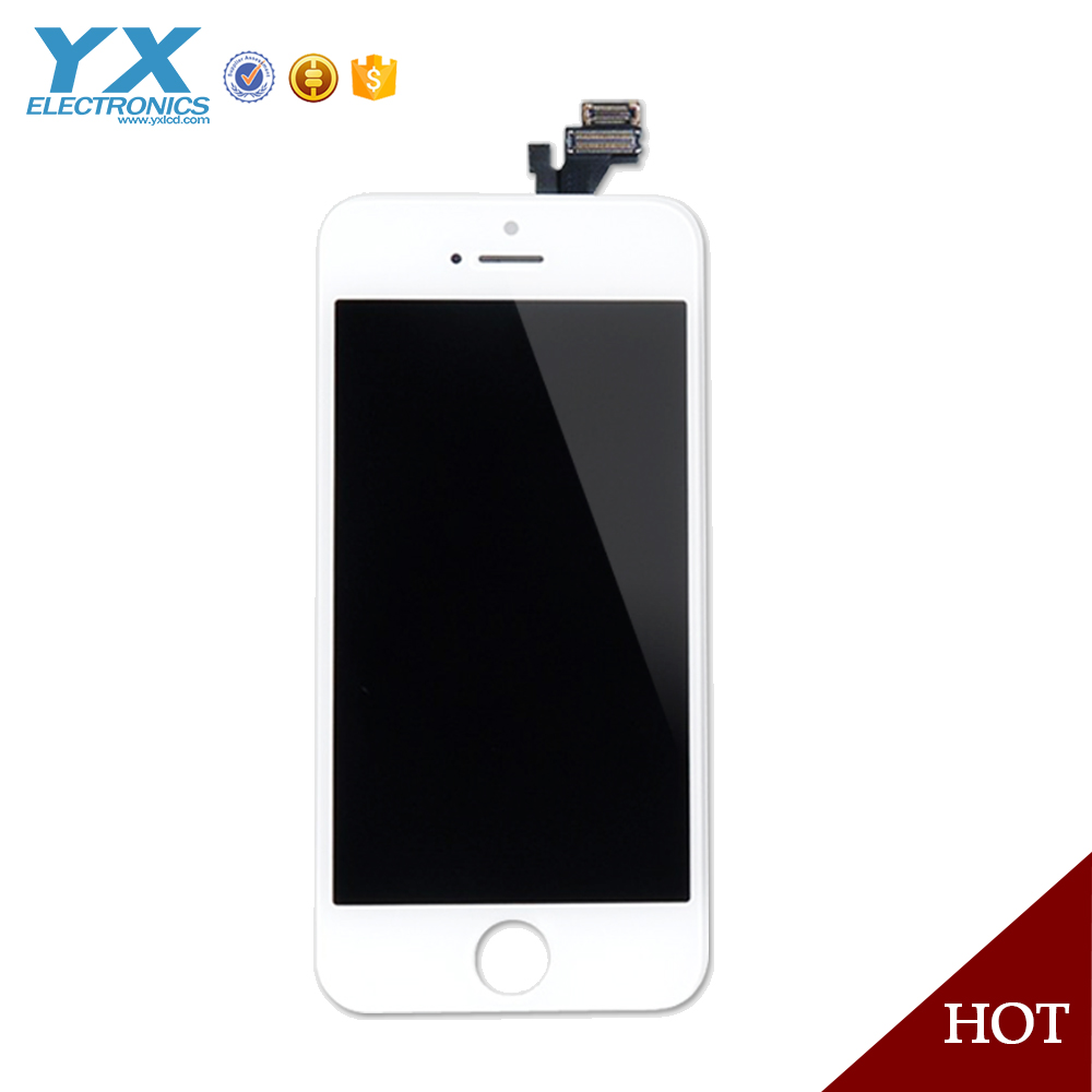 "lcd screen for iphone 5g replacement used, for 5g"" wholesale lcd original"