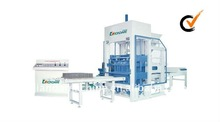 QT6-15 Concrete Block Making Machine