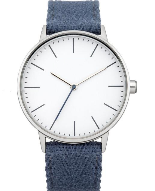 Japan Quartz Stainless Steel Minimalistic Fashion Sapphire Glass Watch for men and women