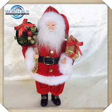 Made In China High Quality China Factory Santa Claus Make It Christmas Ornaments