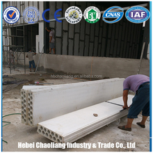 lightweight hanging partition walls for construction building materials