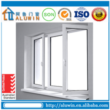 aluminum casement window hinge casement window fan for construction companies