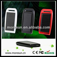 Smart solar phone perfect portable hot sale solar charger for mobile