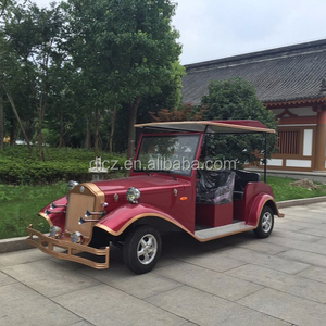 Electric Vintage or Classic Sightseeing Car with CE Approved