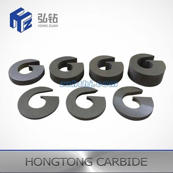 Tungsten carbide TC Swirl Chamber in different pressure designs