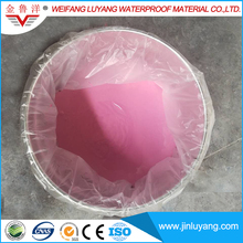 Water Based Polyurethane PU Waterproof Coating