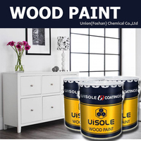 Russia market use PU white primer sealer coat PE wood coating