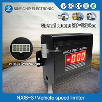 Taxi protect Tracking Fleet Management Vehicle GPS Tracker speed limit device