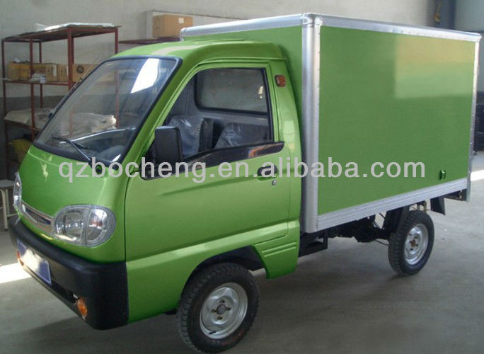 Green Technology Small Electric Cargo Truck with 800kg load