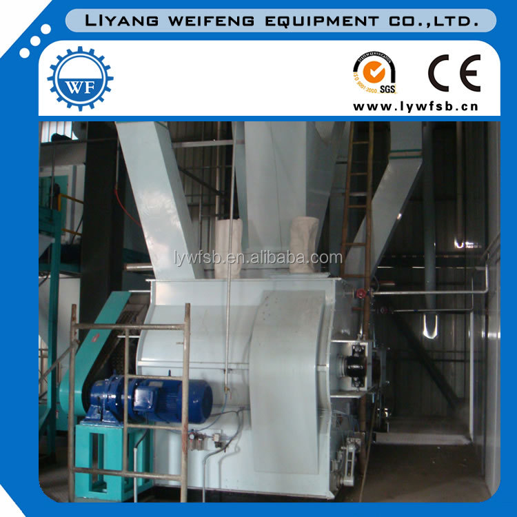 ISO CE BV SGS Certification Technical support Industry used animal feed processing machine
