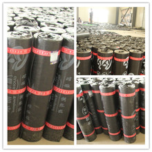 High quality flexible waterproofing rubber lowes roofing felt paper