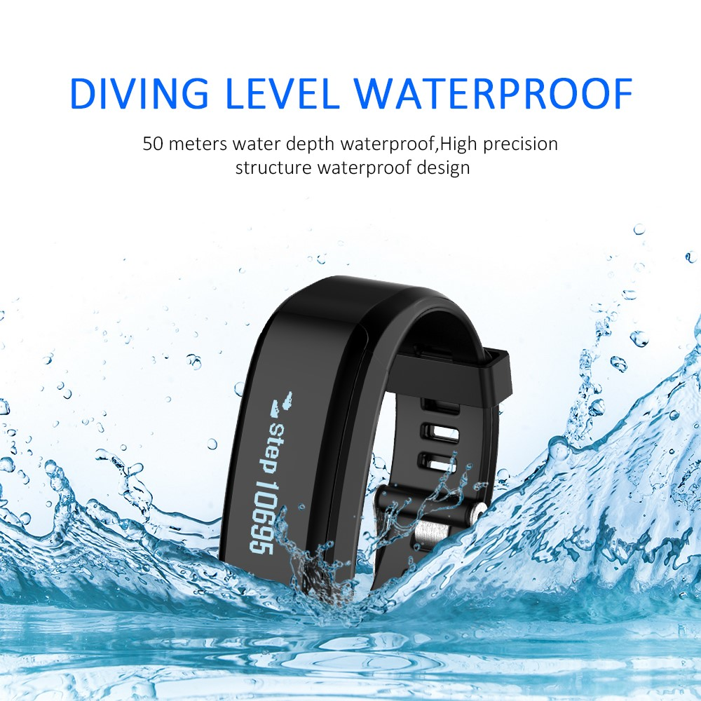 Smart watch 2017 New waterproof android smart watch Pedometer Body Fit Heart Rate Monitor wrist bracelet