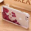 new arrival factory price 3D Liquid Phone Case for iphone 5s case